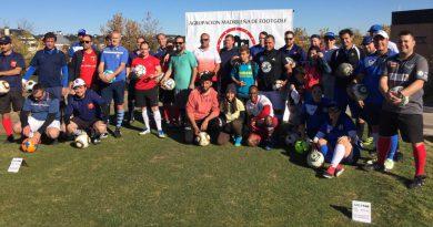 El FootGolf crece en España con su primer Madrid Masters