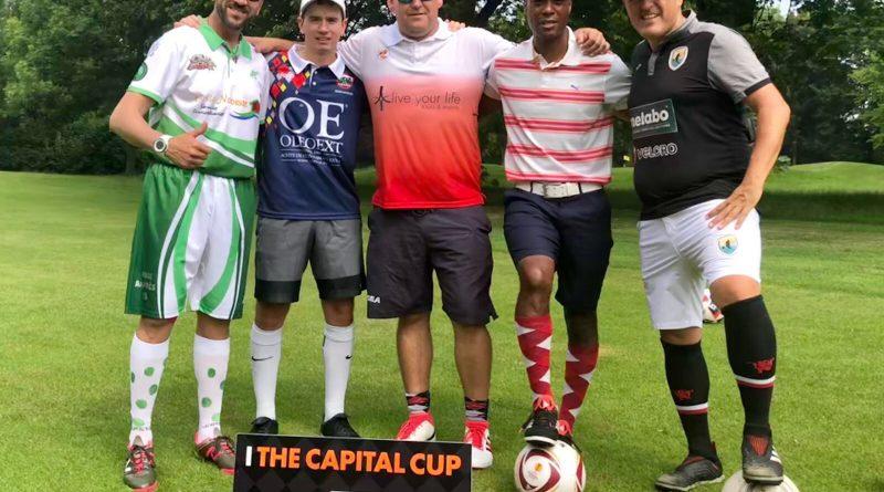 Nuestra agrupación estuvo presente en la Capital CUP 2018