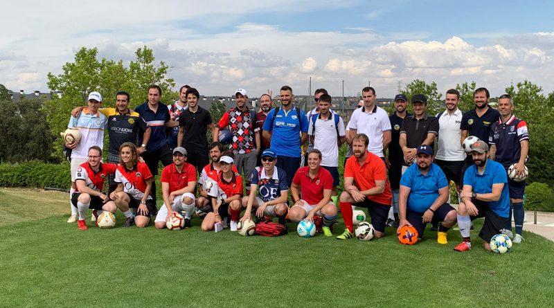 Guti, Lalo y Lorena Rodriguez ganadores de la 5ta Jornada de la Liga AMFG