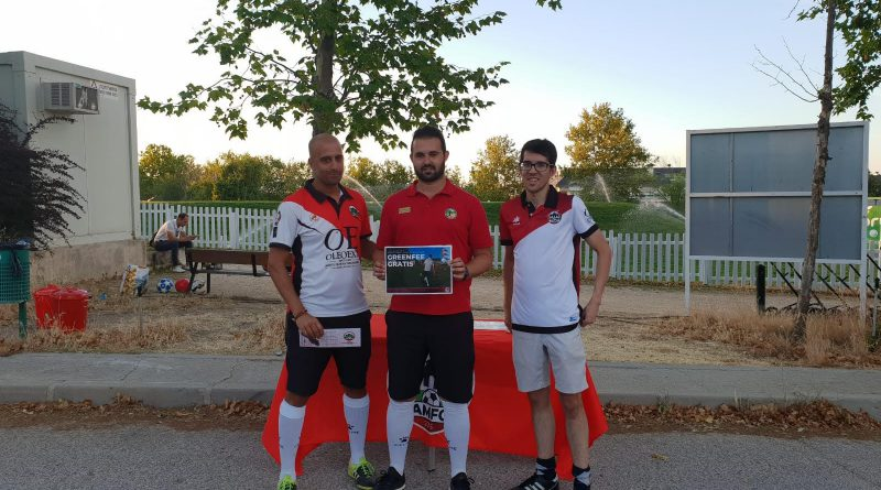 Fran Pariente, Arsenio Rodriguez y Ane Sanz ganadores de la 6ta Jornada de la Liga AMFG
