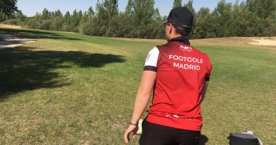 "Jornada ""doble"" de FootGolf en La Almarza"