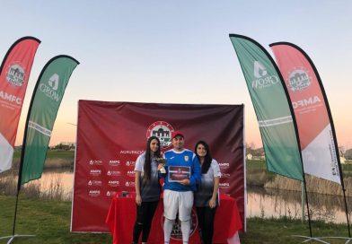 Óscar Villalba, Rebeca Domingo y Alex Marau ganadores de la J1 Liga AMFG